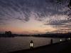 Sunrise over Townsville Marina
