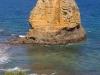 Eagle Rock near the lighthouse