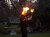 More Fire-juggling
