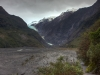 Way to Franz Josef glacier